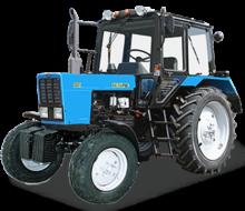 Трактор колесный Беларус-82.1-23/12-23/32