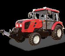 Трактор садовый Беларус-921.3