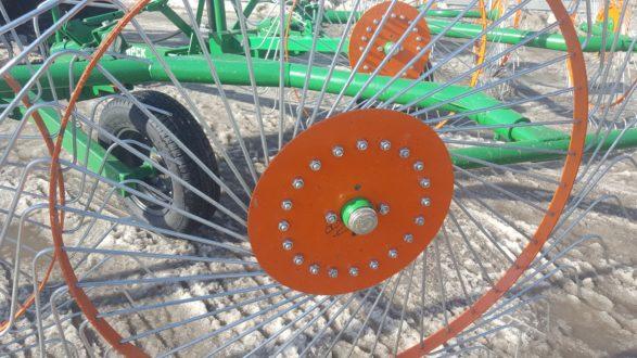 Грабли ворошилки колесно-пальцевые ГВВ-6,0А