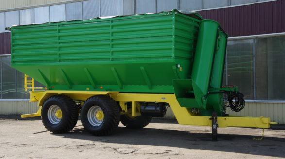 Полуприцеп тракторный перегрузчик ПТП-25