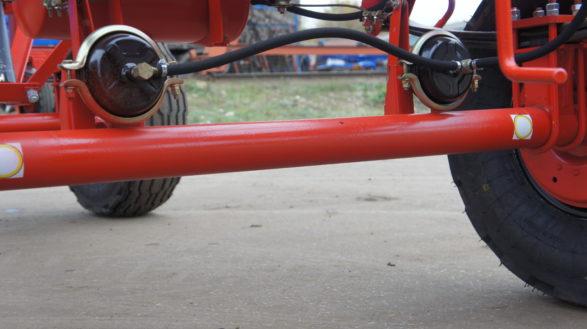 Прицеп тракторный самосвальный 2ПТС-5