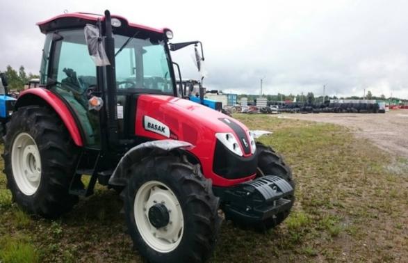 Трактор BASAK 2080S