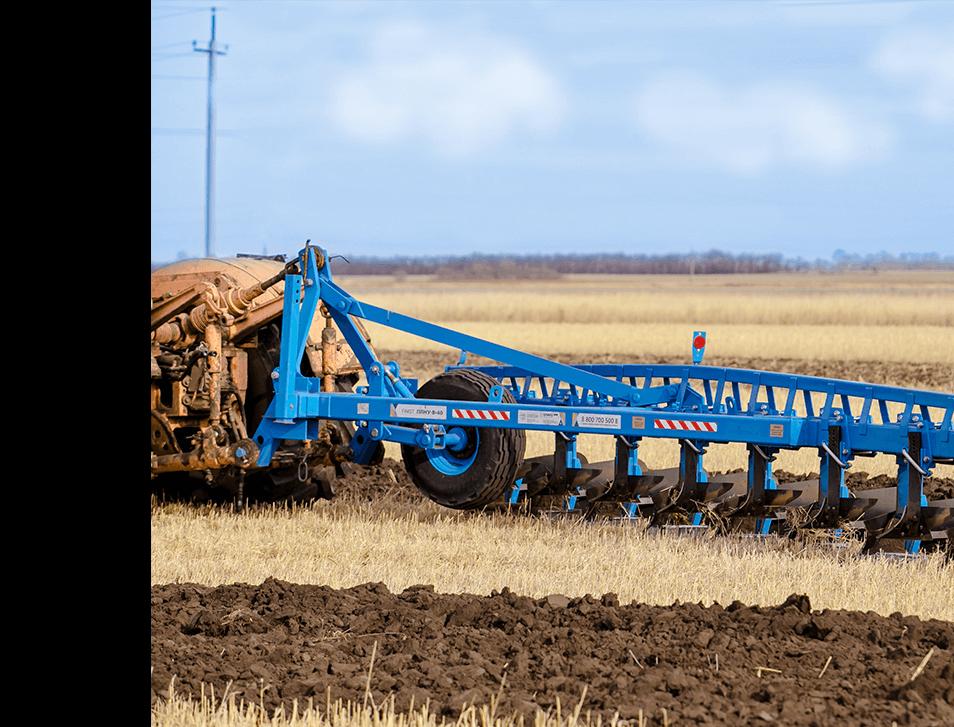 Поставка сельскохозяйственной техники и запчастей