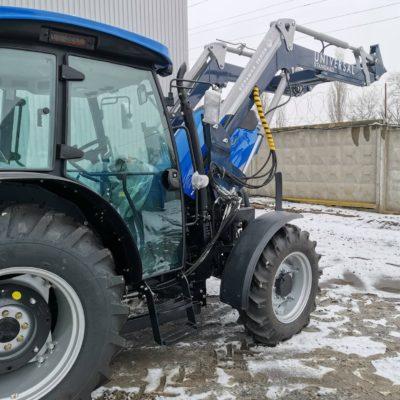 Навесной погрузчик универсал на трактор SOLIS
