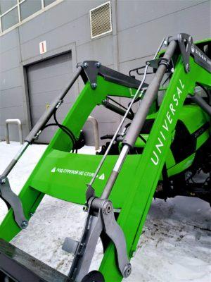 Навесной погрузчик универсал на трактор DEUTZ FAHR